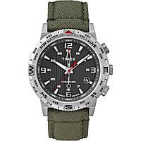 orologio multifunzione uomo Timex Iq Compass T2P286