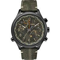 orologio multifunzione uomo Timex Iq World Time TW2R43200