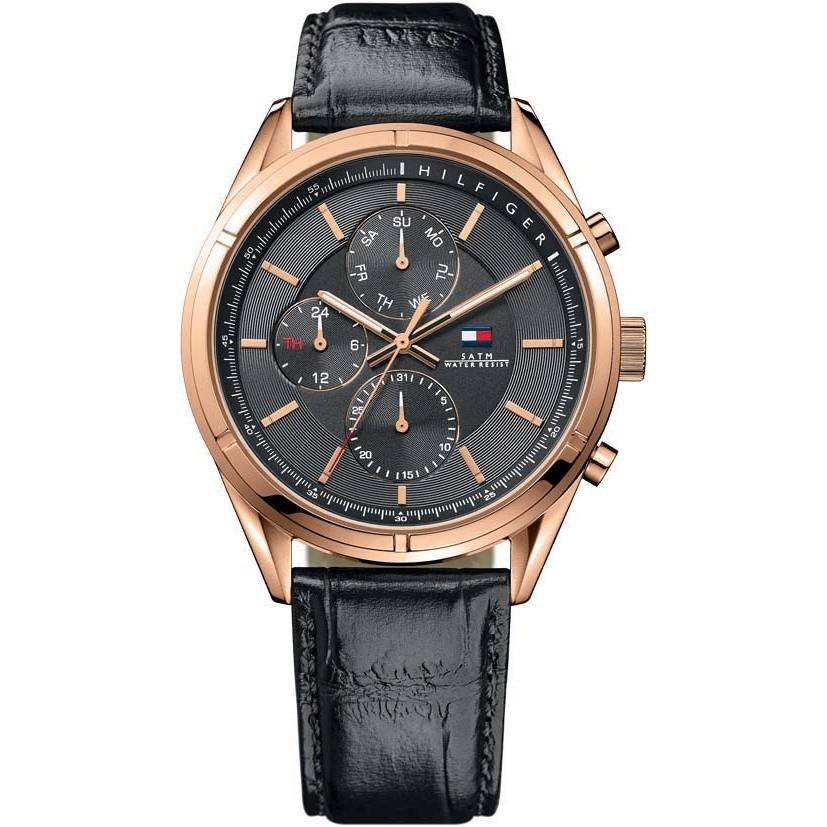 orologio multifunzione uomo Tommy Hilfiger Charlie THW1791125