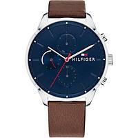 orologio multifunzione uomo Tommy Hilfiger Chase THW1791487