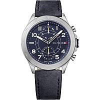 orologio multifunzione uomo Tommy Hilfiger Hudson THW1791346