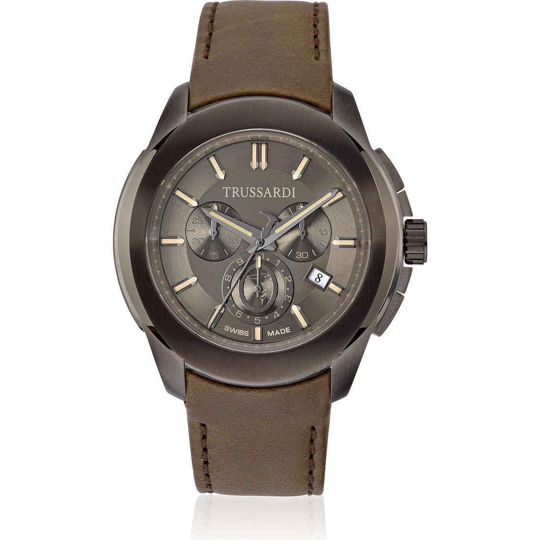 orologio multifunzione uomo Trussardi T01 R2471100002