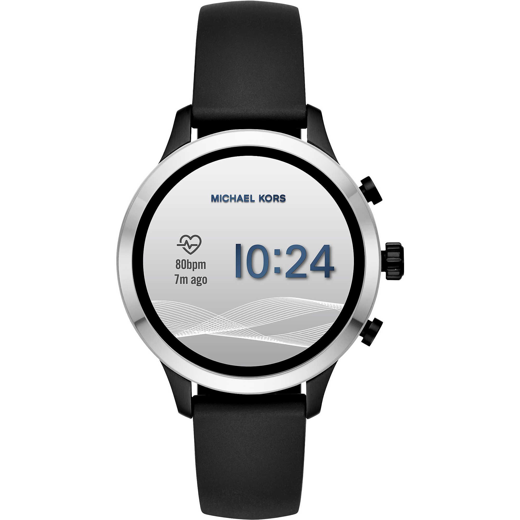 5ac41f5269 orologio Smartwatch donna Michael Kors Runway MKT5049 Smartwatches ...