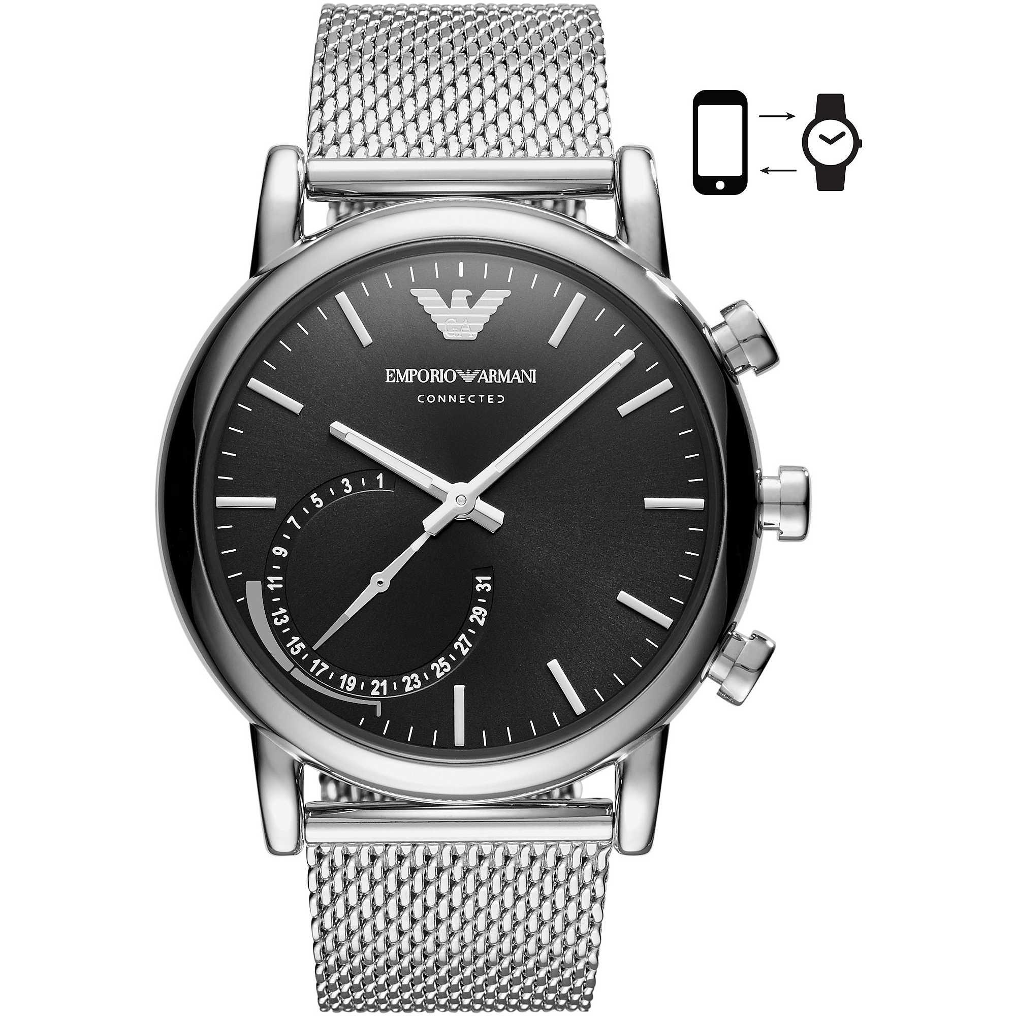0b1c8246ae9 orologio Smartwatch uomo Emporio Armani ART3007. zoom ...