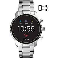 orologio Smartwatch uomo Fossil FTW4011