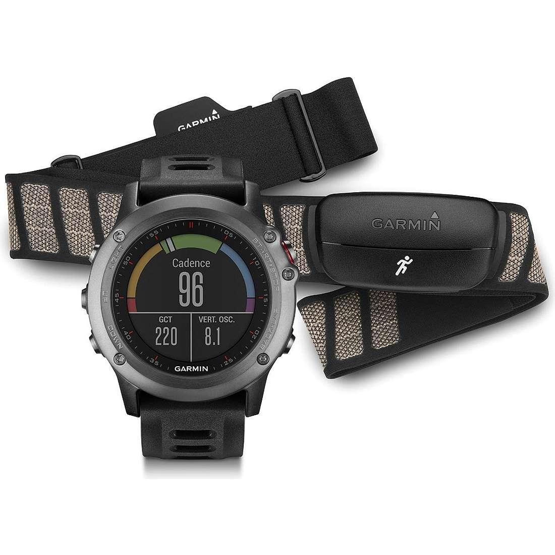 orologio Smartwatch uomo Garmin Fenix 010-01338-11