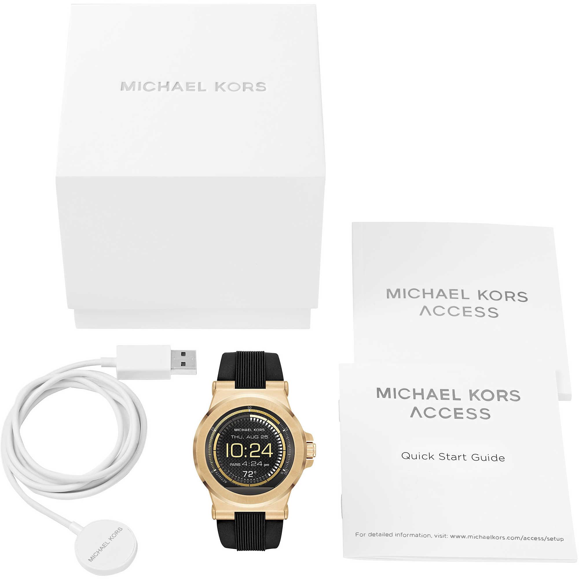 0b226cb4def94 orologio Smartwatch uomo Michael Kors Dylan MKT5009 Smartwatches ...