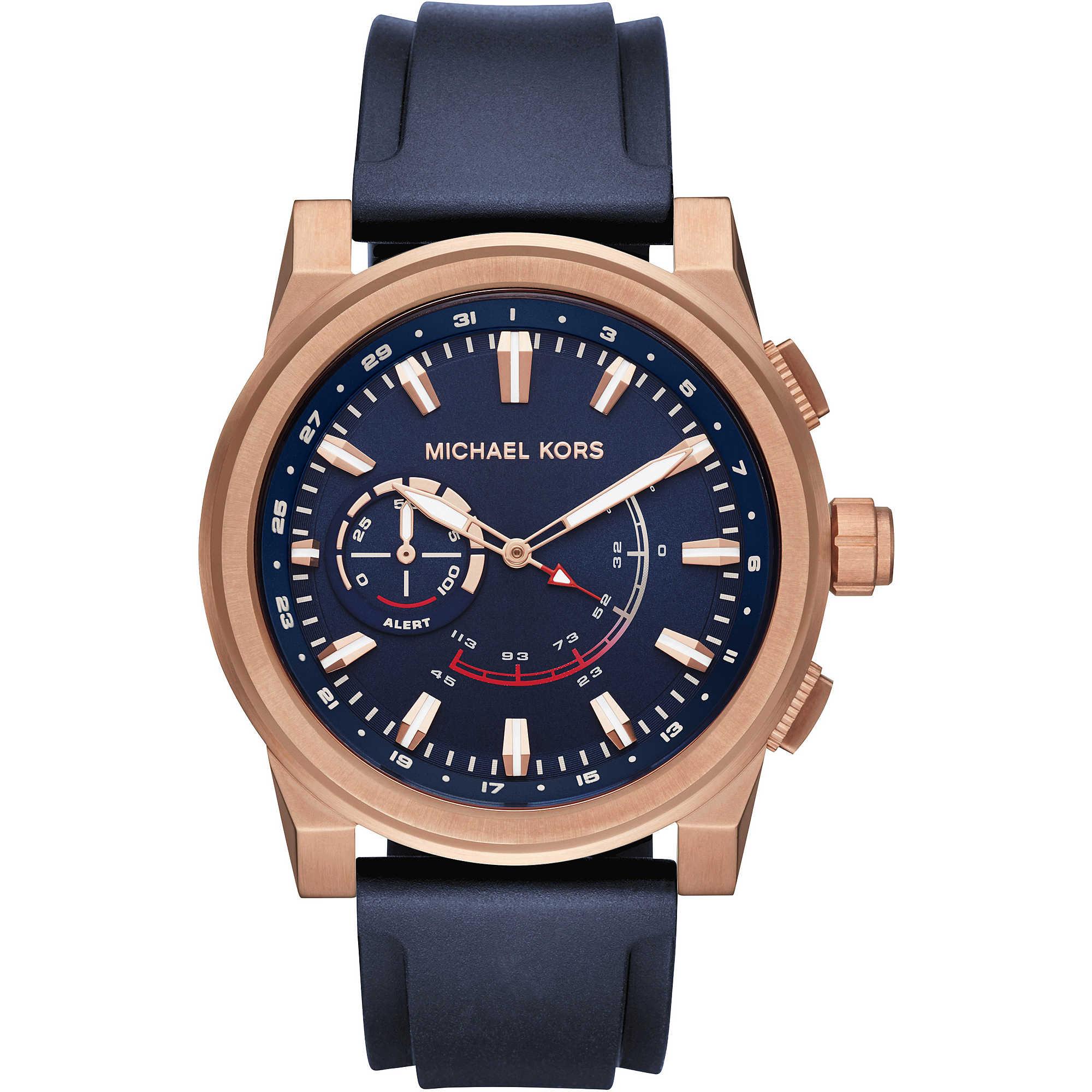 e297b7de5caff orologio Smartwatch uomo Michael Kors Grayson MKT4012 Smartwatches ...