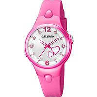 orologio solo tempo bambino Calypso Sweet Time K5746/3