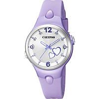 orologio solo tempo bambino Calypso Sweet Time K5746/5