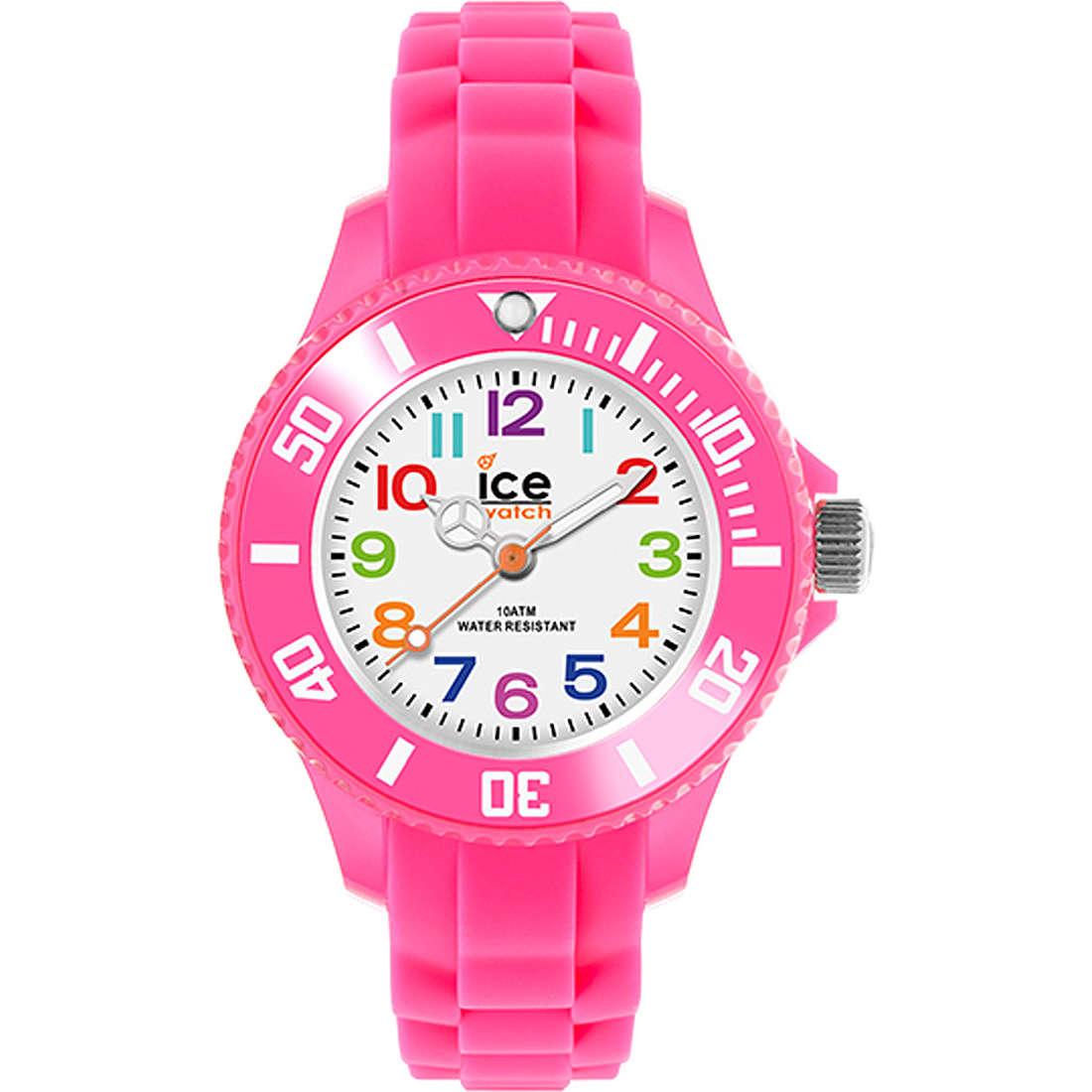 orologio solo tempo bambino ICE WATCH Ice-Mini MN.PK.M.S.12