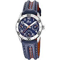 orologio solo tempo bambino Lotus Junior 15651/F