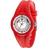 orologio solo tempo bambino Maserati  Campione R8851135003