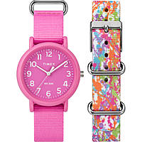 orologio solo tempo bambino Timex Weekender TWG018100