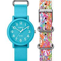 orologio solo tempo bambino Timex Weekender TWG018300