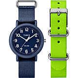 orologio solo tempo bambino Timex Weekender TWG018400
