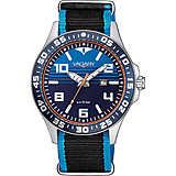 orologio solo tempo bambino Vagary By Citizen Aqua 39 IH3-110-70
