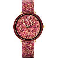 orologio solo tempo donna Ab Aeterno Flora A_FL_GRC