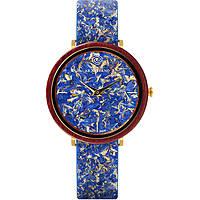 orologio solo tempo donna Ab Aeterno Flora A_FL_LBR
