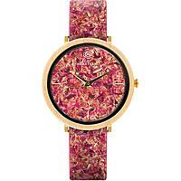 orologio solo tempo donna Ab Aeterno Flora A_FL_LVY