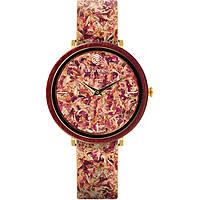 orologio solo tempo donna Ab Aeterno Flora A_FL_SAG