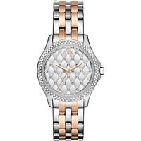 orologio solo tempo donna Armani Exchange Hampton AX5249