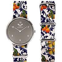 orologio solo tempo donna Barbosa Basic 01SLGR-18SN198