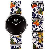 orologio solo tempo donna Barbosa Basic 01SLNI-18SN198