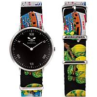 orologio solo tempo donna Barbosa Basic 01SLNR-18SN196