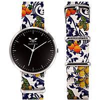 orologio solo tempo donna Barbosa Basic 02SLNI-18SN198
