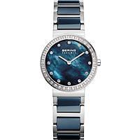 orologio solo tempo donna Bering Ceramic 10729-707