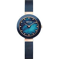 orologio solo tempo donna Bering Ceramic 11429-367