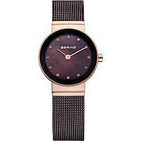 orologio solo tempo donna Bering Classic 10122-265