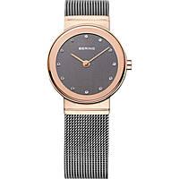orologio solo tempo donna Bering Classic 10126-369