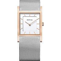 orologio solo tempo donna Bering Classic 10426-066-S