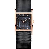 orologio solo tempo donna Bering Classic 10426-166-S