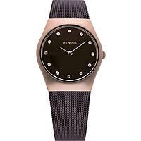 orologio solo tempo donna Bering Classic 11927-262