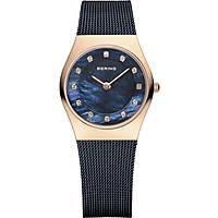 orologio solo tempo donna Bering Classic 11927-367