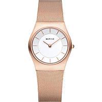 orologio solo tempo donna Bering Classic 11930-366