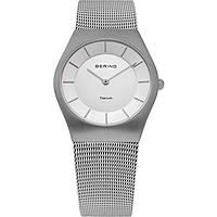 orologio solo tempo donna Bering Classic 11935-000