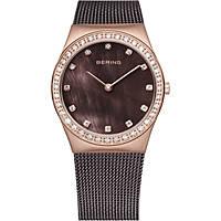 orologio solo tempo donna Bering Classic 12430-262