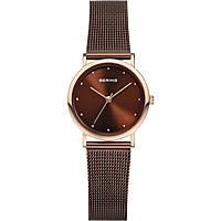 orologio solo tempo donna Bering Classic 13426-265