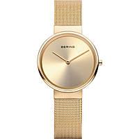 orologio solo tempo donna Bering Classic 14531-333