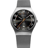 orologio solo tempo donna Bering Titanium 11937-007