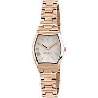 orologio solo tempo donna Breil Barrel TW1655