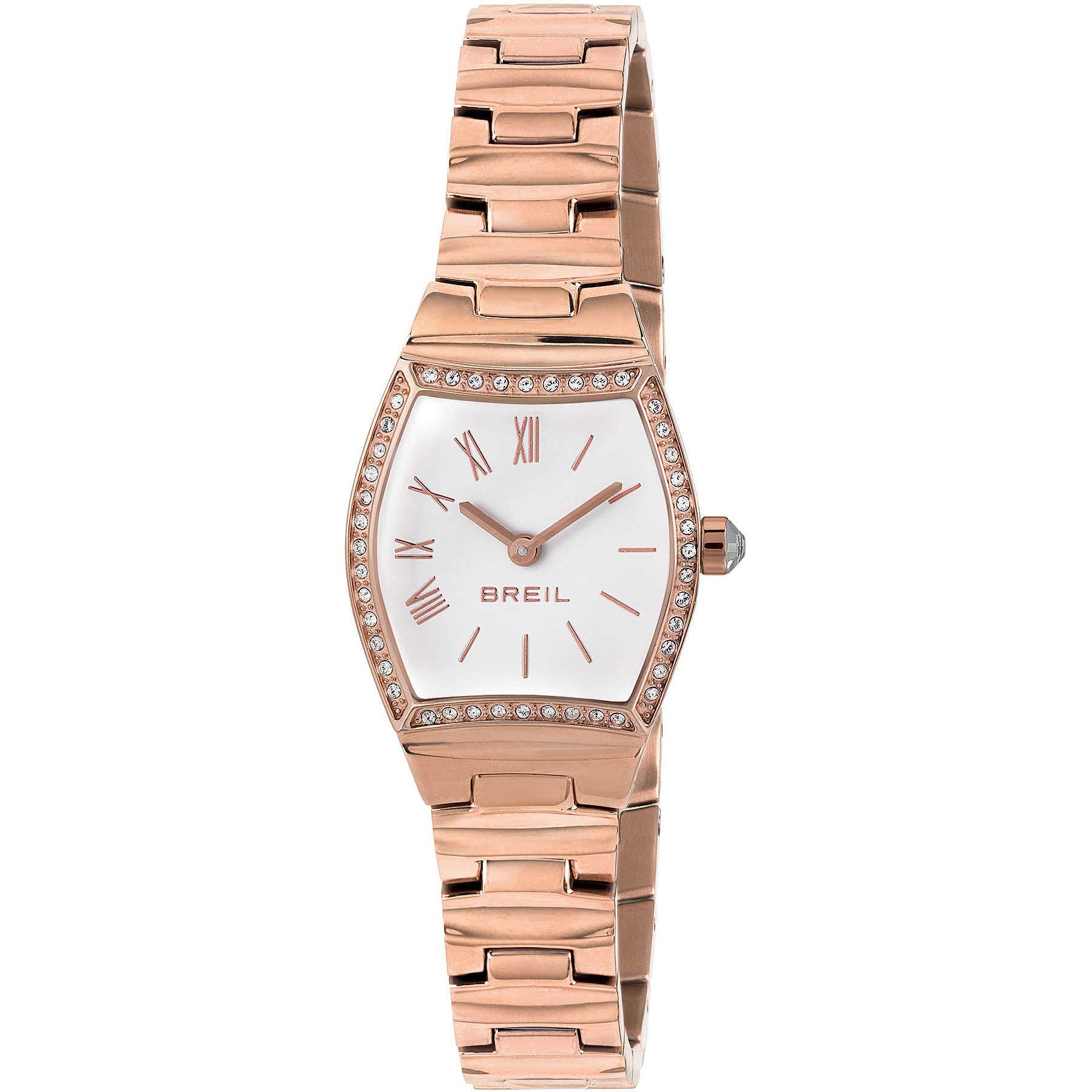 nuovo elenco bellissimo a colori vasta gamma orologio solo tempo donna Breil Barrel TW1804