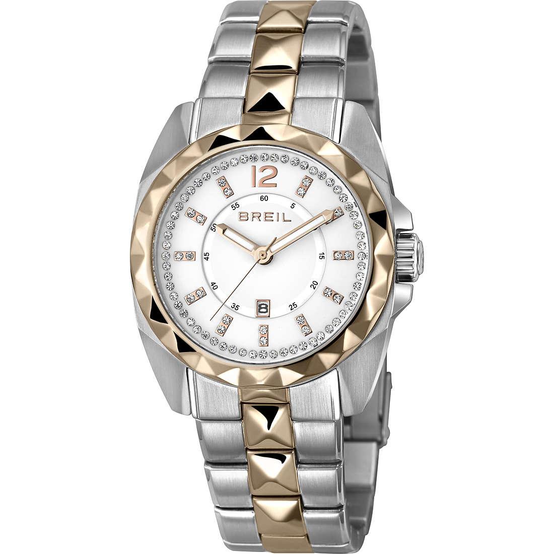 orologio solo tempo donna Breil Bright TW1342