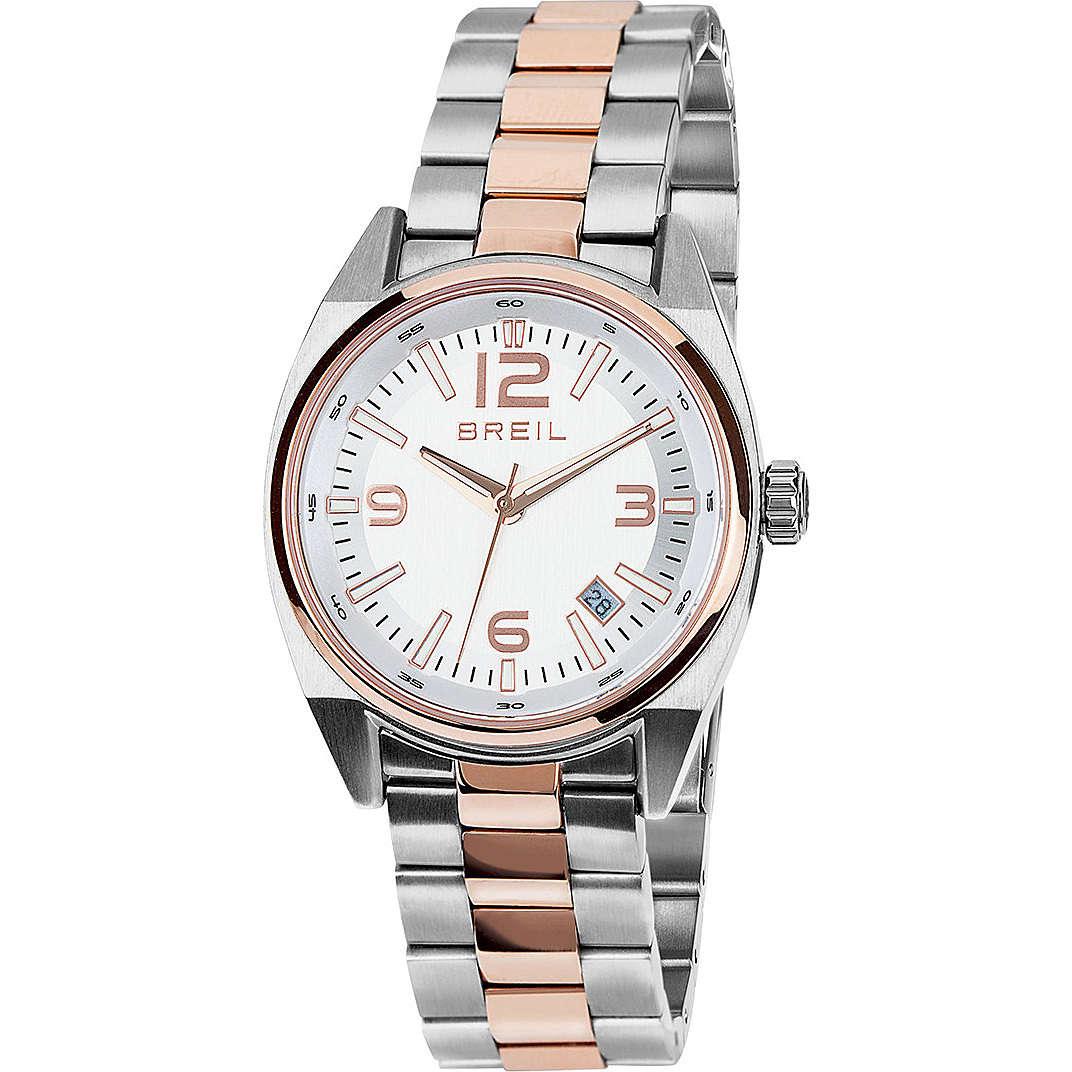 orologio solo tempo donna Breil Master TW1414