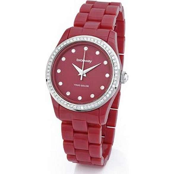 orologio solo tempo donna Brosway T-Color WTC03