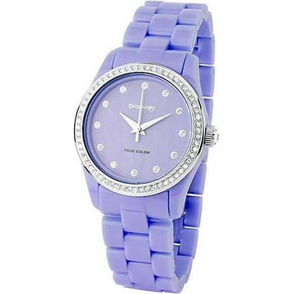 orologio solo tempo donna Brosway T-Color WTC08